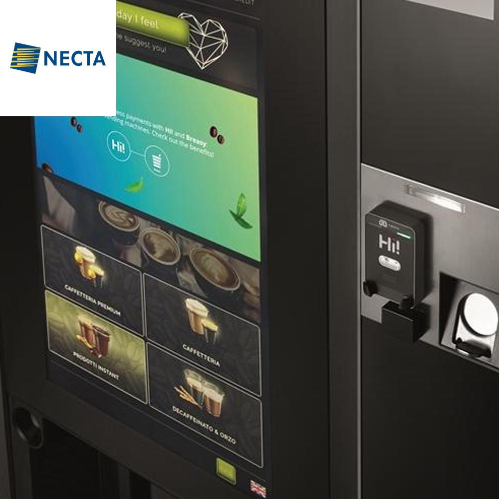 Máquinas café vending